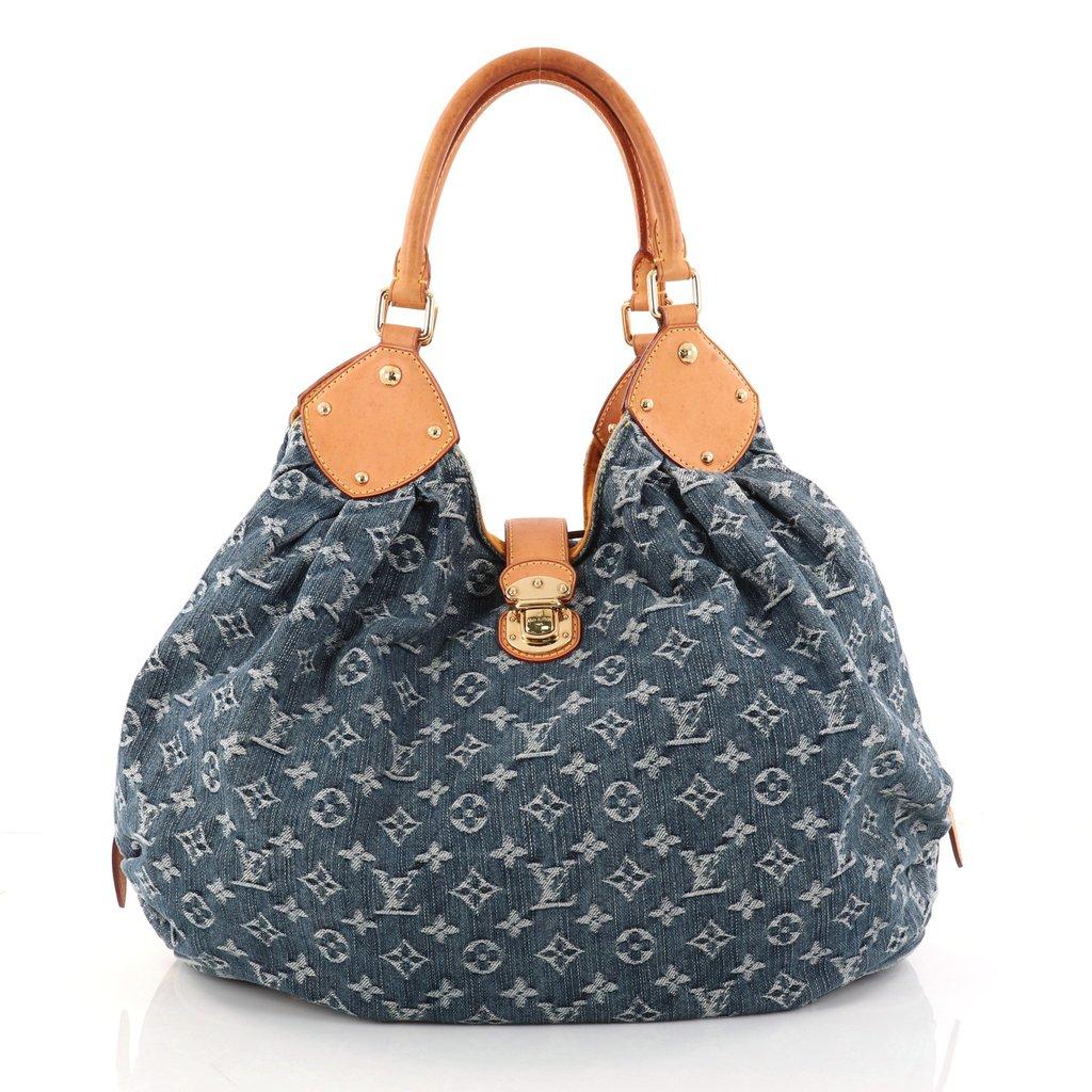 Louis Vuitton 101 Material Guide Denim
