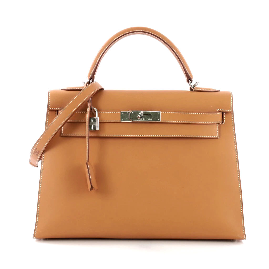 Hermes 101 Kelly in Sellier Construction