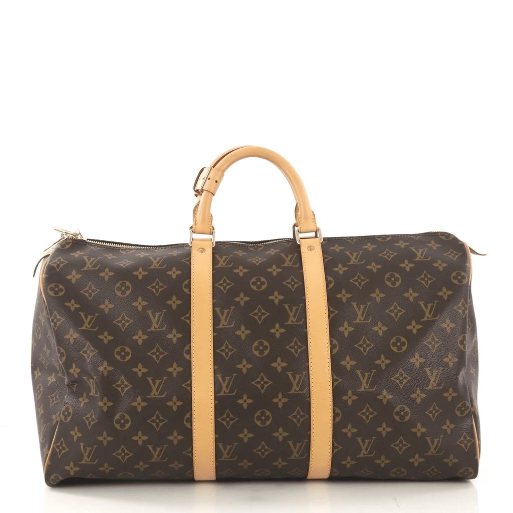 Louis Vuitton 101 The Keepal