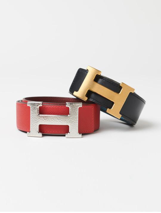 Designer Belts 101 Hermes Constance Belt
