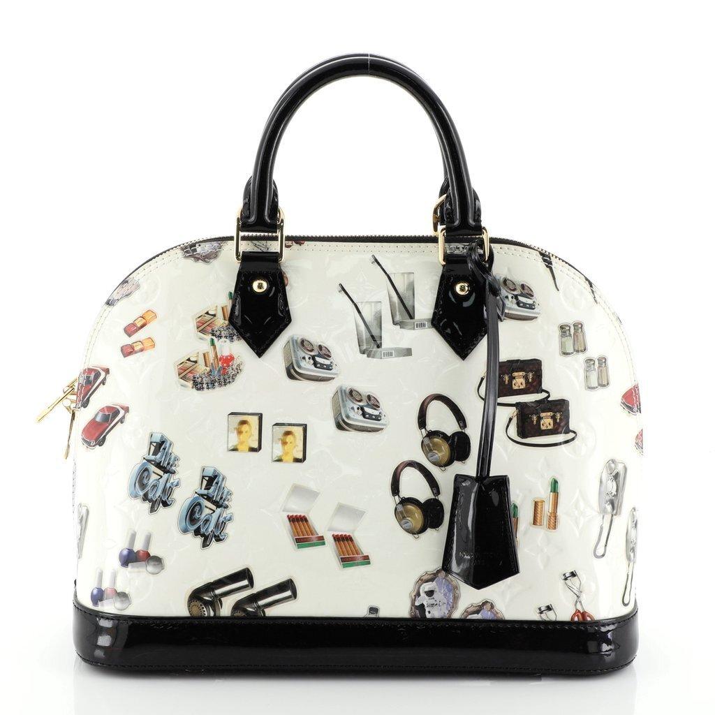 Louis Vuitton 101 Material Guide Monogram Vernis