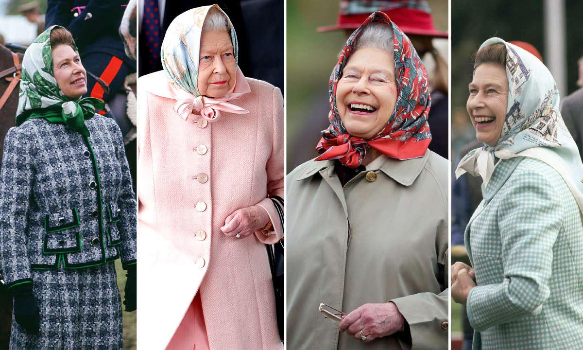 Hermes 101 The Queen's Scarves