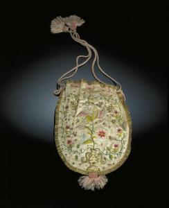 18th Century Reticule